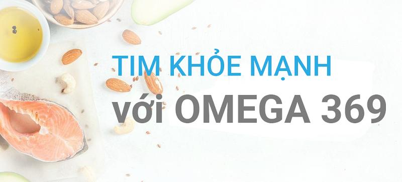 Omega 3-6-9 rất quan trọng và cần thiết đối với sức khỏe