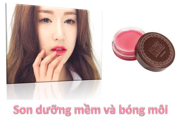 Hurry Harry Premium Lip Balm kích thích tế bào sắc tố làm hồng môi