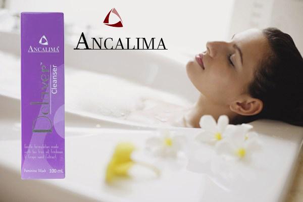 Ancalima Dolaver Cleanser 100ml chăm sóc sức khỏe sinh lý nữ