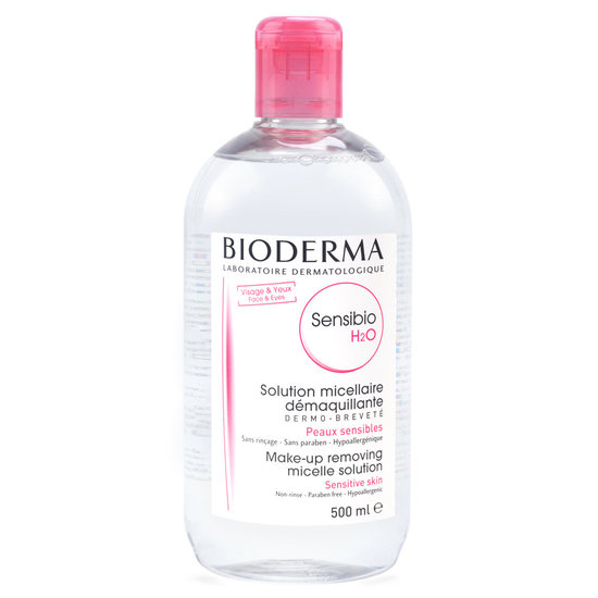 Nước tẩy trang Bioderma dành cho da nhạy cảm Bioderma Sensibio H20 500ml