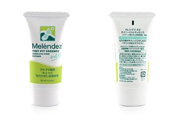 Melendez Neo Tiny Pit Essence kiểm soát lượng dầu nhờn trên da