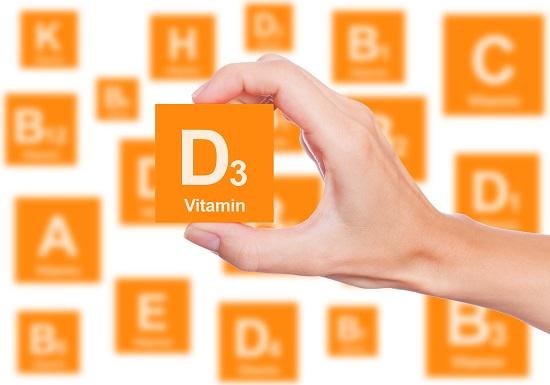 Vitamin D3 đóng vai trò không thể thay thế với sức khỏe con người
