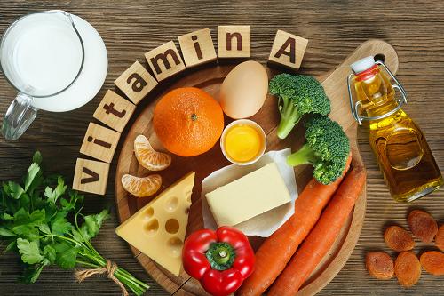 Bệnh quáng gà cần bổ sung Vitamin A