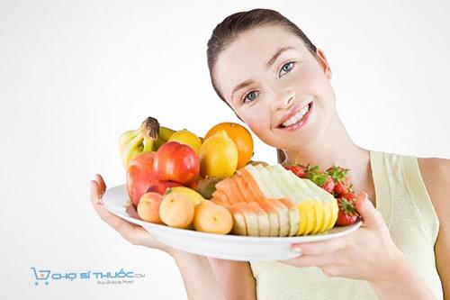 Bổ sung vitamin và khoáng chất để có một cơ thể khỏe mạnh