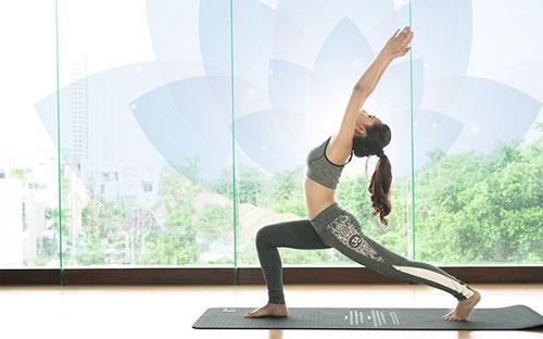 Tập Yoga là cách giúp dây chằng lưng phục hồi