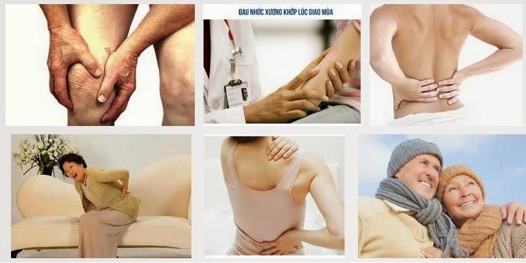 Những người cao tuổi thường mắc các chứng bệnh về xương khớp