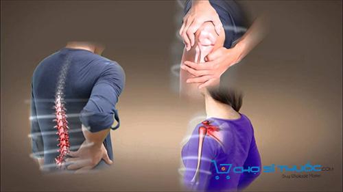 Đau nhức xương khớp gây ảnh hưởng rất lớn đến cuộc sống của bạn