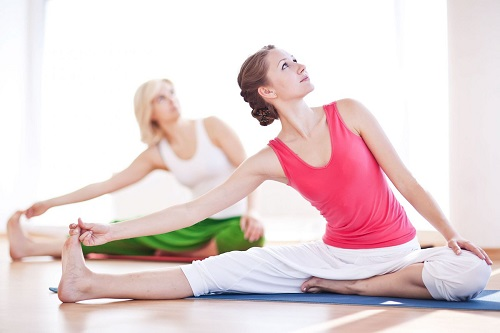 Thường xuyên luyện tập là cách phòng tránh chứng đau lưng hiệu quả