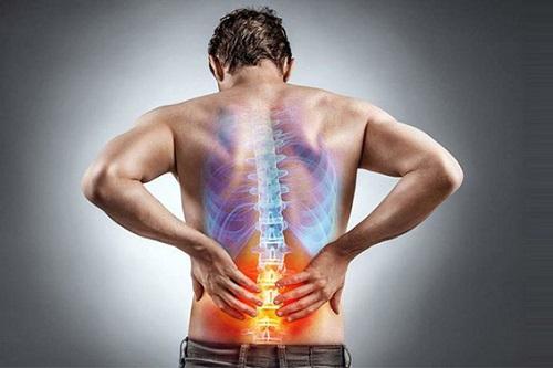 Đau xương sống vùng thắt lưng đang ngày càng phổ biến