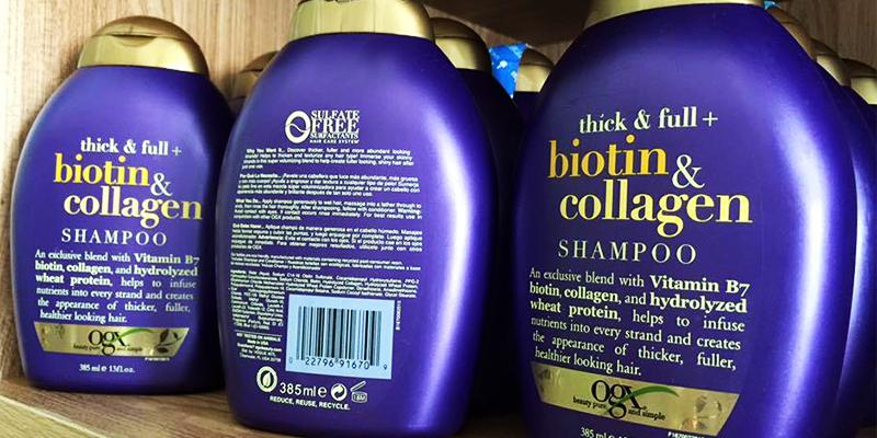 Dầu gội OGX Biotin & Collagen