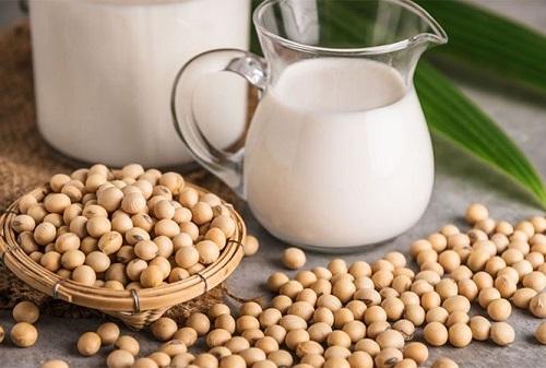 Đậu nành chứa Protein tốt cho cơ thể