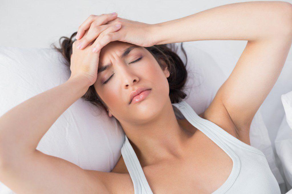 Nằm xuống bị chóng mặt là dấu hiệu của bệnh thiếu máu