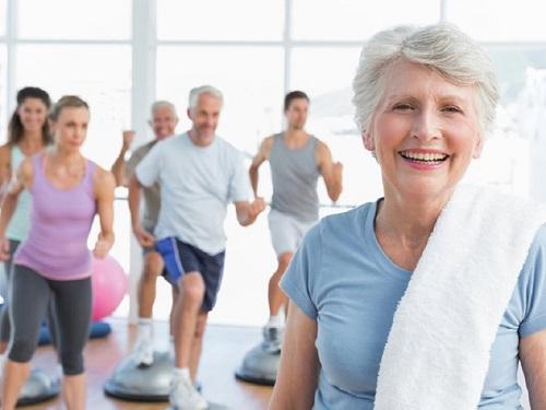 Vận động thể dục thường xuyên giúp ngăn chứng nhức mỏi toàn thân