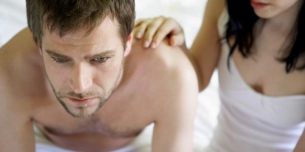 Rối loạn cương dương và xuất tinh sớm khiến cuộc yêu không được trọn vẹn