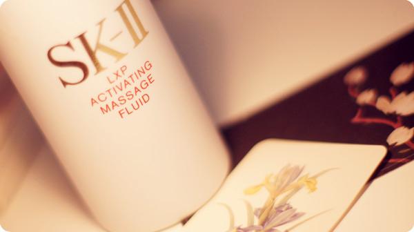 Thành phần của SK-II Activating Massage Fluid