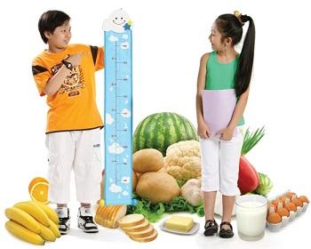 Cách tăng chiều cao hiệu quả cho người châu Á