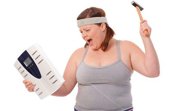 Thừa cân khiến bạn khó chịu và luôn cảm thấy thiếu tự tin