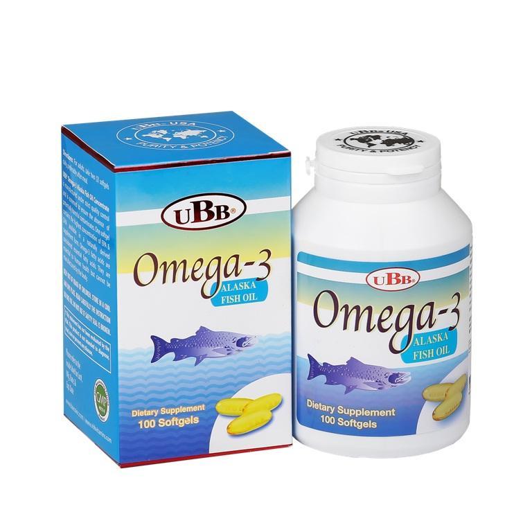 UBB Omega 3