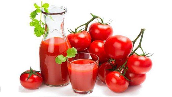Trị nám bằng cà chua