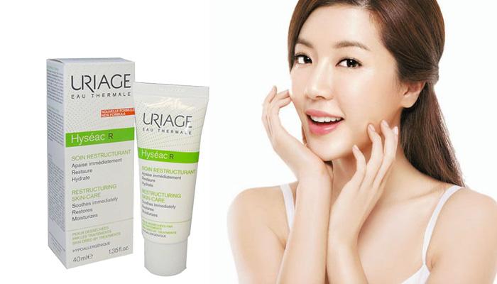 Uriage Hyseac R Soin Restructurant giải pháp dưỡng ẩm hoàn hảo cho da khô