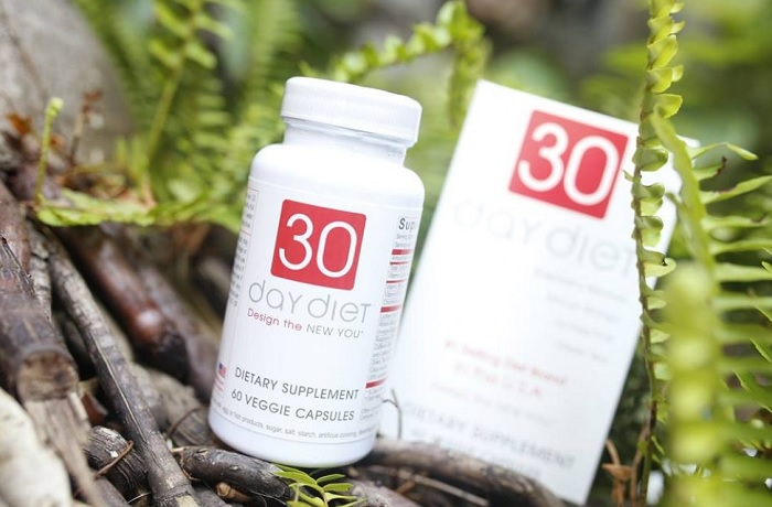 Viên giảm cân 30 Day Diet của Mỹ hỗ trợ giảm cân hiệu quả và an toàn