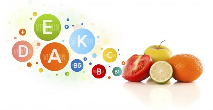 Vitamin và khoáng chất rất quan trọng với sức khỏe mỗi người