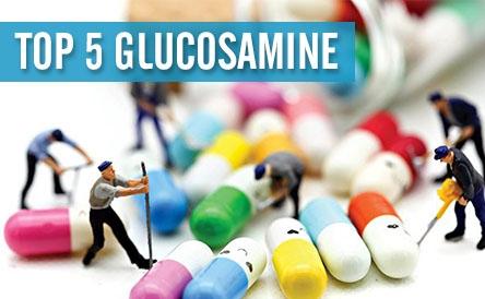 Top 5 loại Glucosamine tốt nhất hiện nay