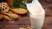 Bất ngờ với tác dụng trị nám từ sữa đậu nành