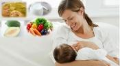 Những món ăn thức uống lợi sữa mẹ nên bổ sung sau sinh